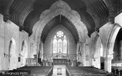 Church Interior 1906, Westcott