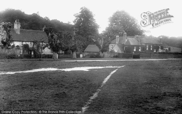 Photo of Westcott, Hill Farm And Holcombe 1927