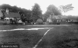 Hill Farm And Holcombe 1927, Westcott