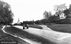 Westcott, Hillside 1906