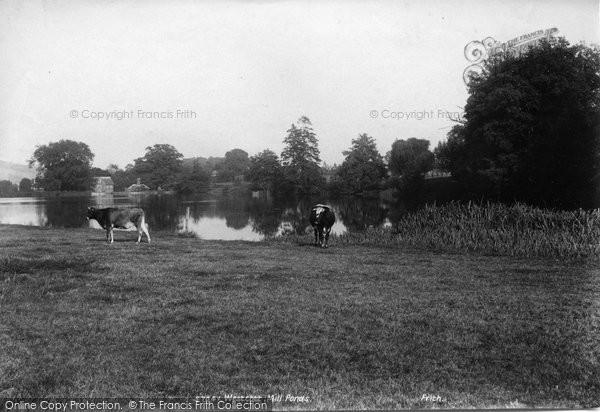 Photo of Westcott, Mill Ponds 1906