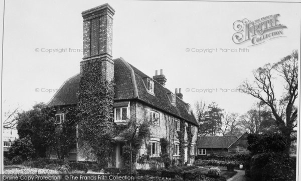 Photo of Westcott, Rookery Farm 1906