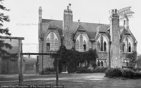 Photo of Westcott, Schools 1906