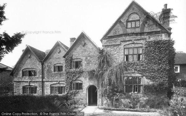 Photo of Westcott, The Barracks 1925