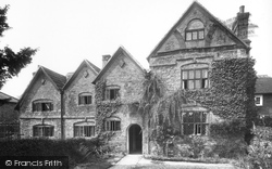 Westcott, The Barracks 1925