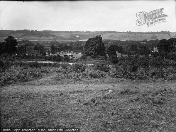 Photo of Westcott, The Common 1927