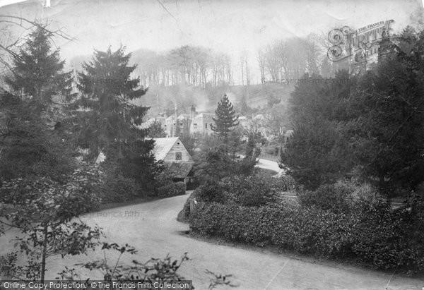 Photo of Westcott, The Rookery 1890