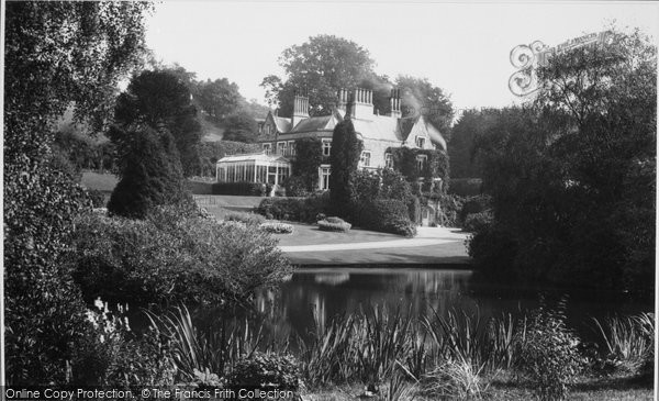 Photo of Westcott, Tillingbourne House 1906