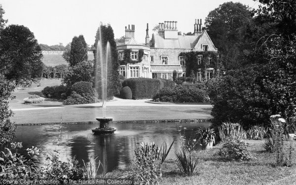 Photo of Westcott, Tillingbourne House 1906