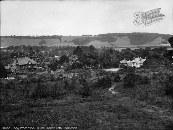 Photo of Westcott, View From Common 1927