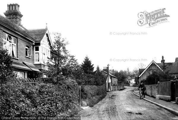 Westcott, Village 1906
