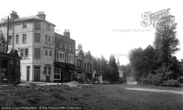 Photo of Westcott, Village 1919