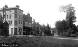Westcott, Village 1919