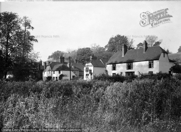 Photo of Westerham, c.1955