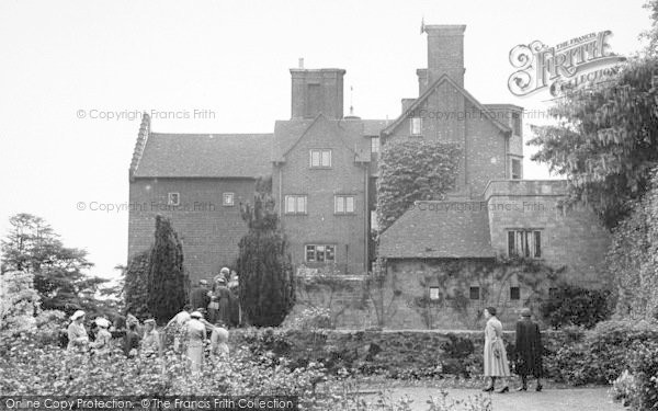 Photo of Westerham, Chartwell c.1955