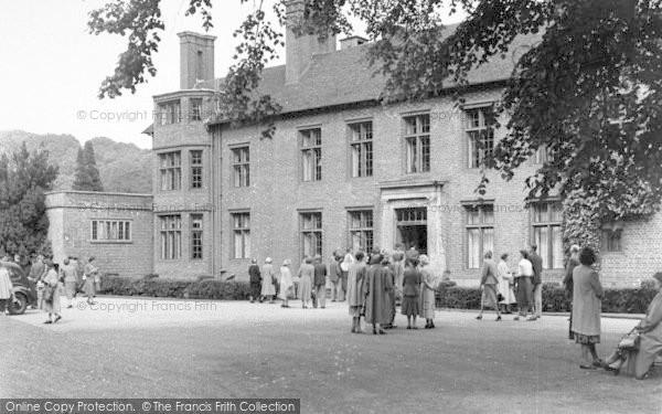 Photo of Westerham, Chartwell c.1955