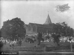 Westerham, Church Of St Mary The Virgin 1925