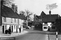Westerham, From West End c.1955