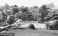 Westerham, General View c.1955