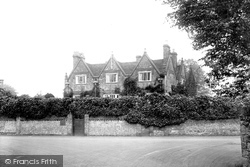 General Wolfe's House 1925, Westerham