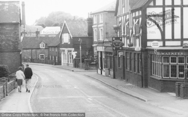 Photo of Westerham, High Street And The Royal Standard c.1960