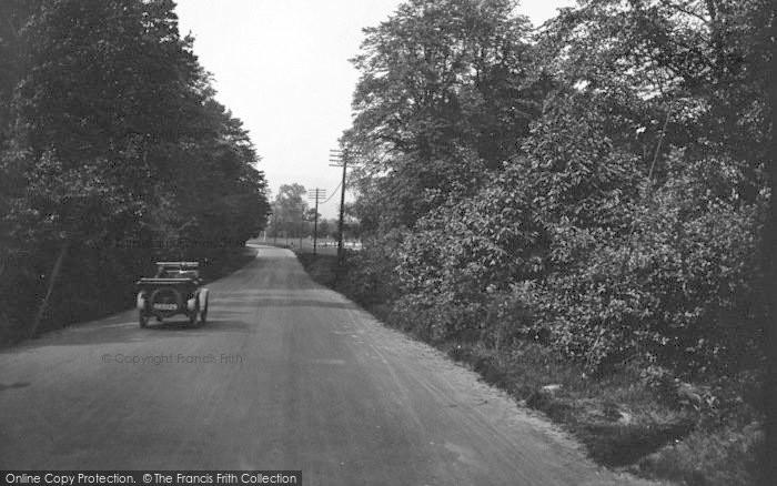 Photo of Westerham, Hosey Common 1925