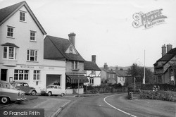 Westerham, London Road c.1960