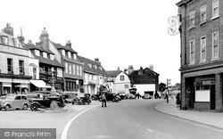 Westerham, Market Square c.1955