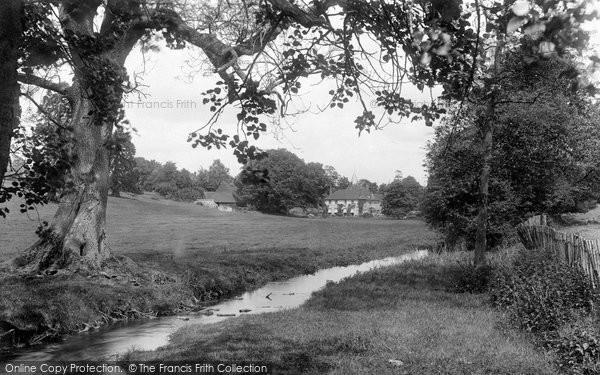 Photo of Westerham, Mill Stream 1925