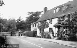Westerham, Pitts Cottage c.1955