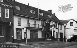 The George And Dragon c.1955, Westerham