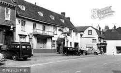 Westerham, The George And Dragon c.1955