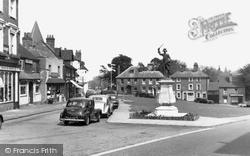 Westerham, The Green c.1955