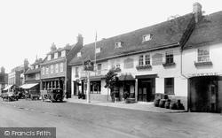 Westerham, The Village 1925