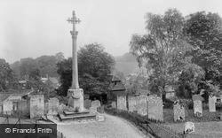 Westerham, War Memorial 1925