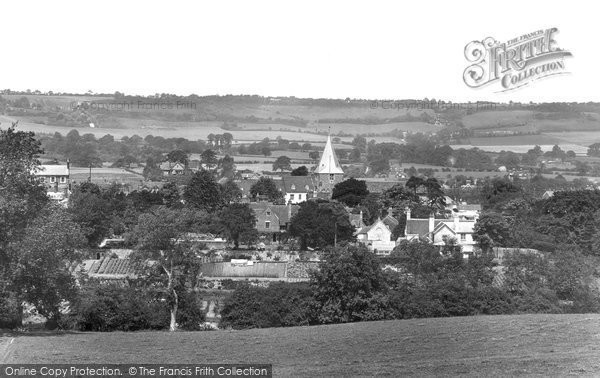 Photo of Westerham, West Way 1925