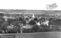 Westerham, West Way 1925