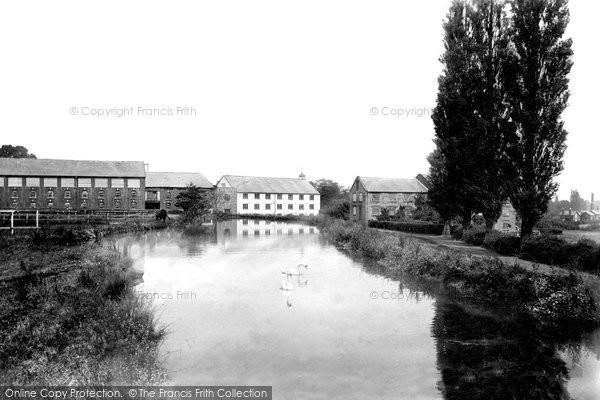 Westford, Cloth Mills 1907