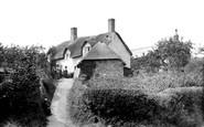 Westford, Old Cottages 1907