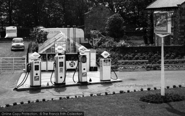 Photo of Westgate, Filling Station c.1960