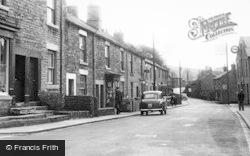 Westgate, Front Street c.1955