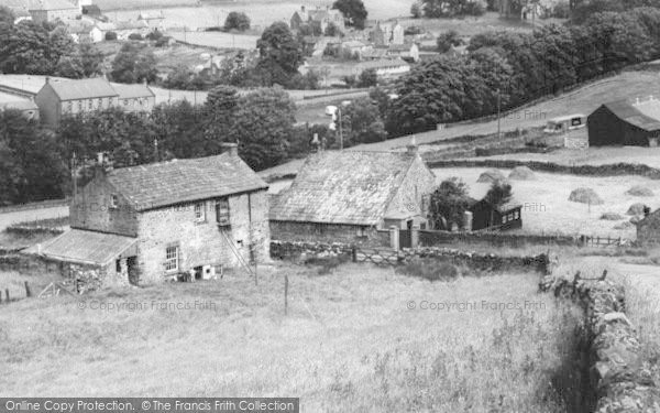 Photo of Westgate, House With Dovecot c.1960