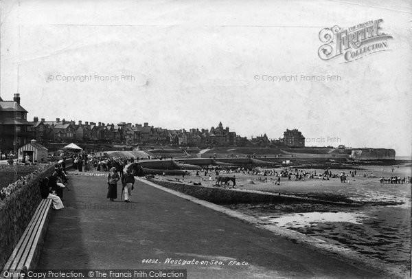 Photo of Westgate On Sea, Esplanade 1899