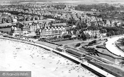 From The Air c.1955, Westgate On Sea