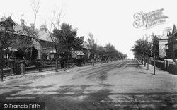 Roxburgh Road 1892, Westgate On Sea