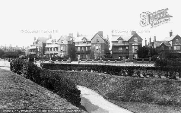 Photo of Westgate On Sea, Sea Road 1897