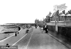 St Mildred's Bay 1907, Westgate On Sea