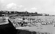 Westgate-On-Sea, St Mildred's Bay c1955