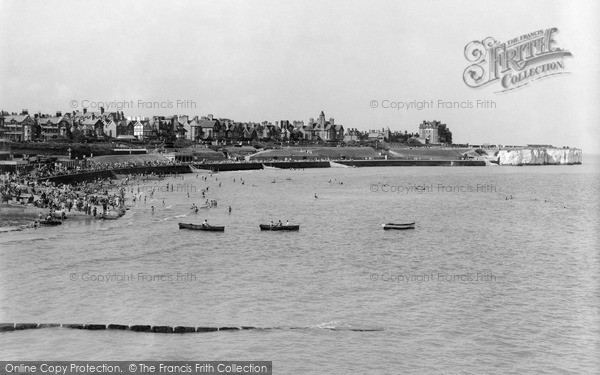 Photo of Westgate On Sea, St Mildred's Bay c.1955
