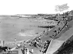 Westgate On Sea, St Mildred's Bay c.1955